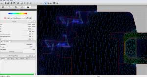 Frame Simulator | Heat flow direction