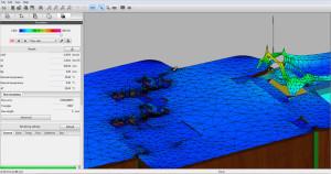 Frame Simulator | Flusso di calore