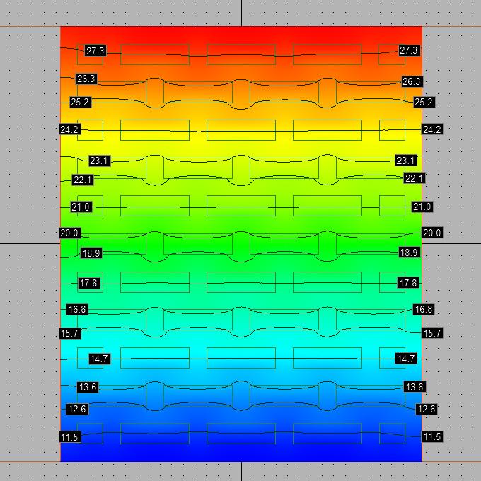 Visualizzazione Isoterme