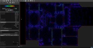 Frame Simulator Flow Direction