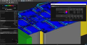 Frame Simulator Heat Flow