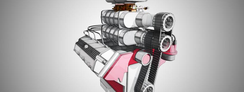 SketchFX - Engine