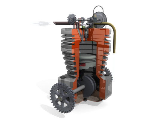 Engine with AmbientOcclusion