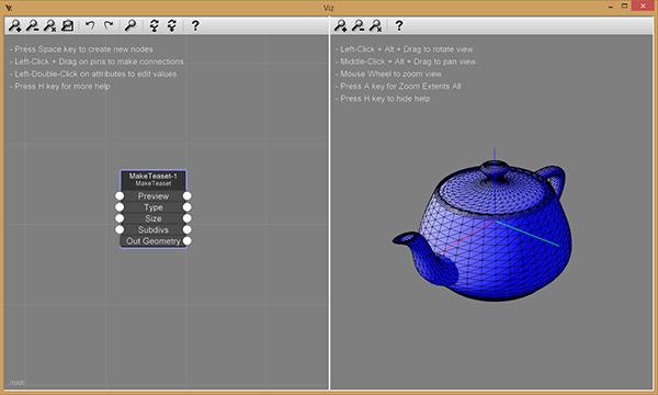 Introducing Viz - parametric modeling for SketchUp • sketchUcation • 3