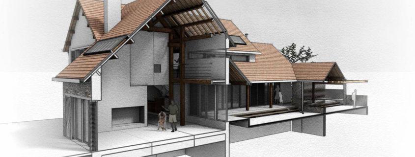 OVA Studio rendering