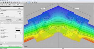 Fluid interactive simulazioni e computer grafica for Trasmittanza infissi