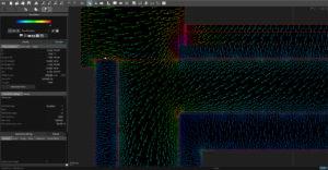 Mold Simulator Direzione Flusso