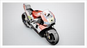 SketchFX Ex Motorbike