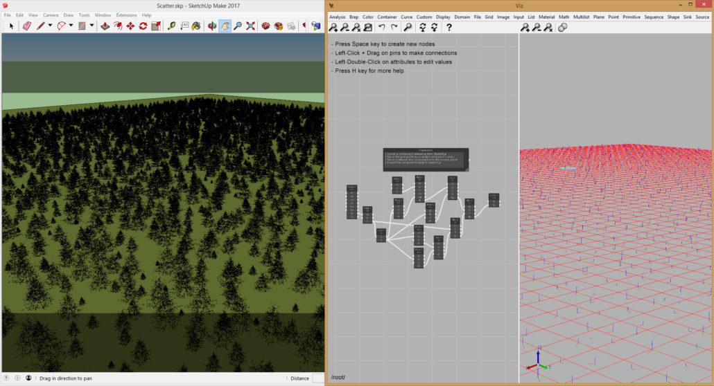 Viz Parametric Modeling for SketchUp
