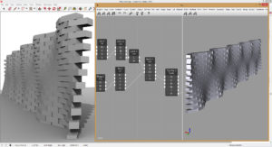 Viz Pro Parametric Wall