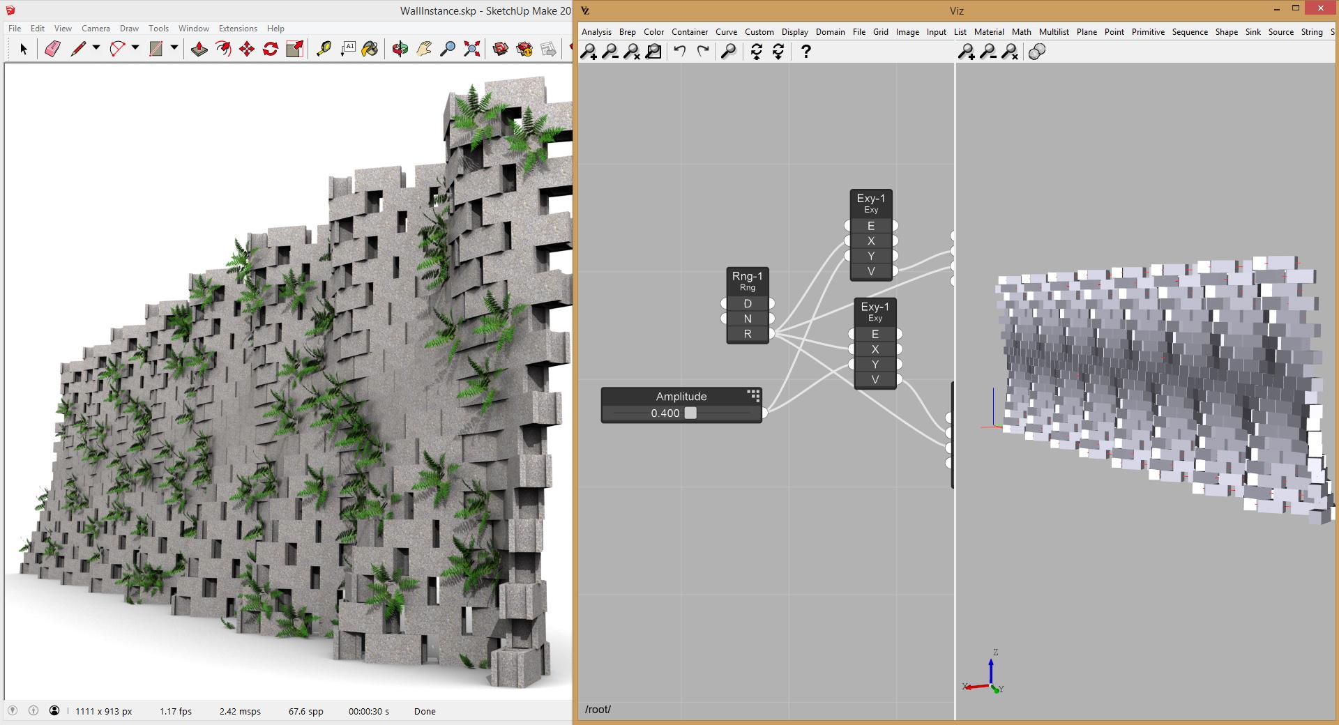 3d Design Software Free Viz Parametric Modeling For Sketchup
