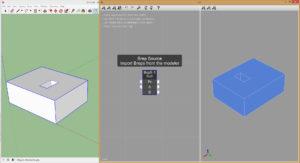 Viz Pro import geometry