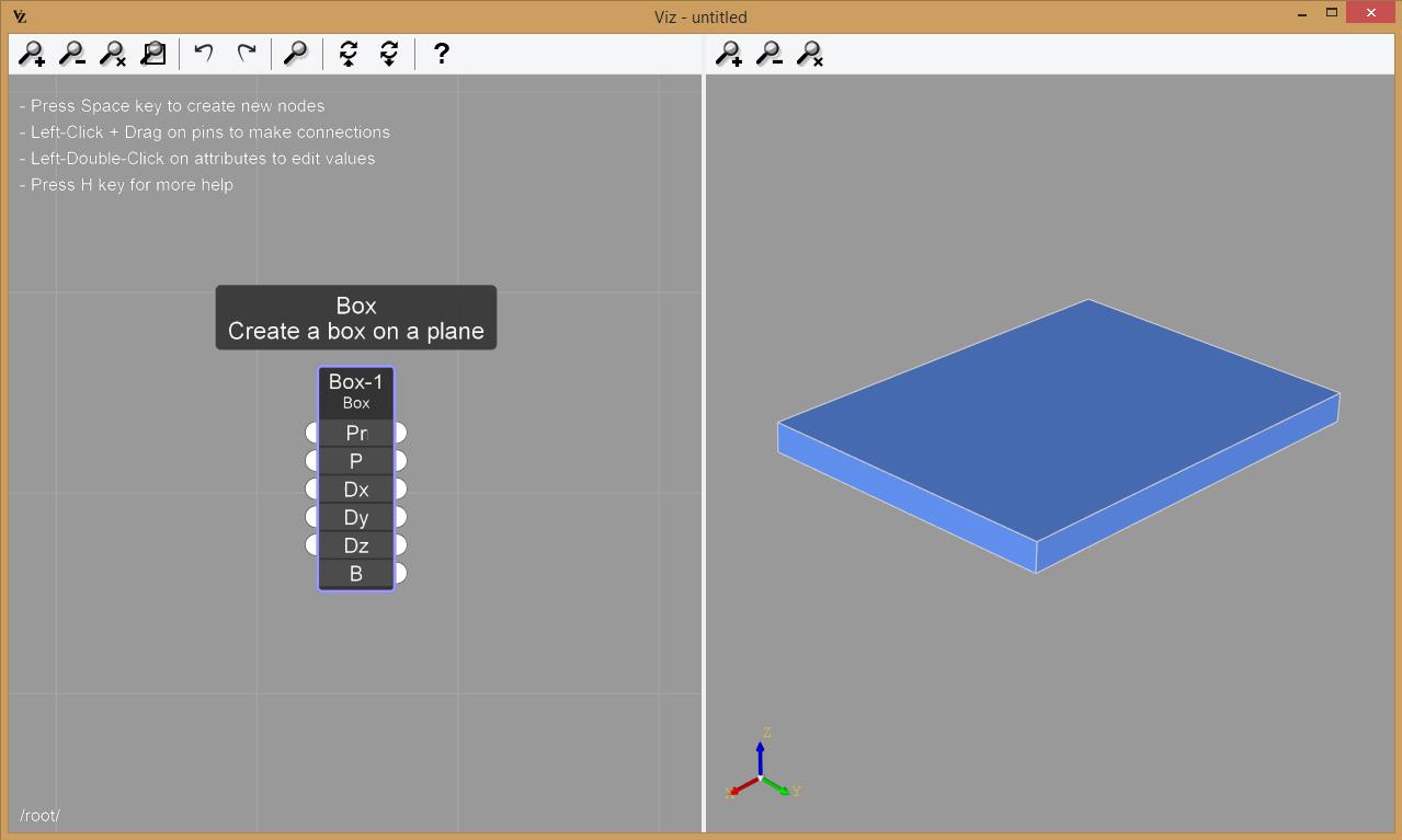 Viz Pro Box