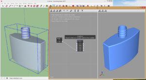 Viz Pro output to modeler
