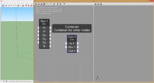 Viz Pro container attributes