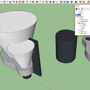 FluidImporter - Fast  obj,  fbx,  stl,  ply,  x,  3ds,  dae,  ase