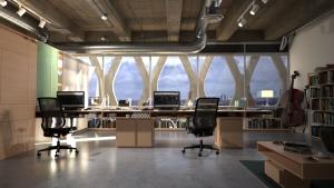 FluidRay office rendering