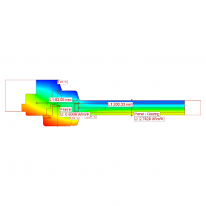 Frame Simulator psi example