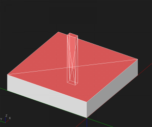 Mold 3D self intersection 1