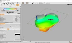 3D Sampling analysis